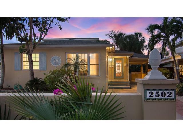 2502 Pass A Grille Way, St Pete Beach, FL 33706 (MLS #U7838258) :: Dalton Wade Real Estate Group