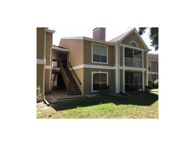 9481 Highland Oak Drive #610, Tampa, FL 33647 (MLS #U7838376) :: Team Bohannon Keller Williams, Tampa Properties