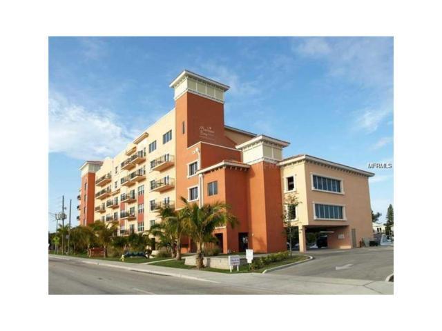 13235 Gulf Boulevard #414, Madeira Beach, FL 33708 (MLS #U7838539) :: Dalton Wade Real Estate Group