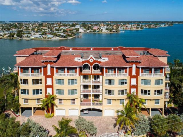 220 108TH Avenue #304, Treasure Island, FL 33706 (MLS #U7838817) :: The Lockhart Team