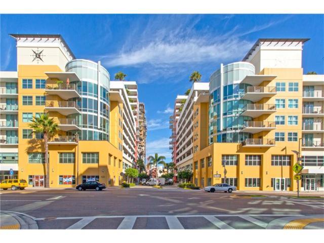 1120 E Kennedy Boulevard #722, Tampa, FL 33602 (MLS #U7838889) :: Dalton Wade Real Estate Group