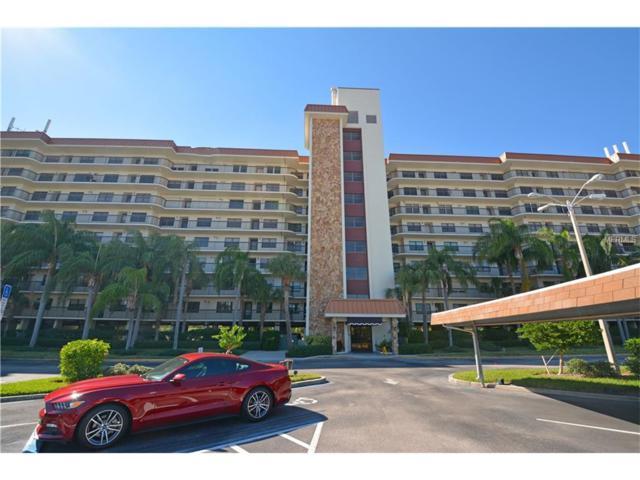 5400 Park Street N #204, St Petersburg, FL 33709 (MLS #U7838992) :: Cartwright Realty