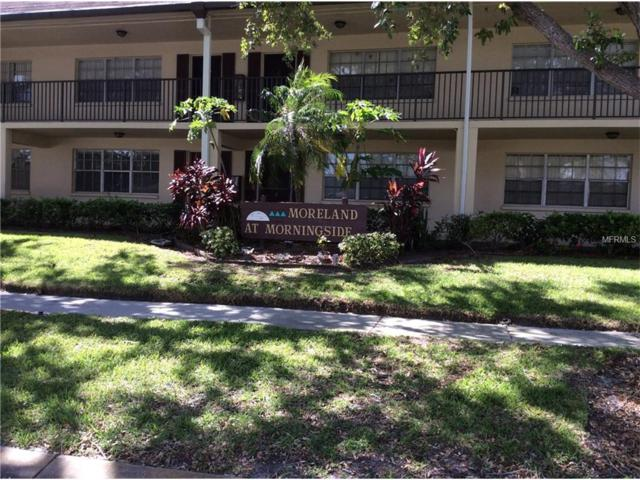 1320 Moreland Drive #16, Clearwater, FL 33764 (MLS #U7839005) :: Revolution Real Estate