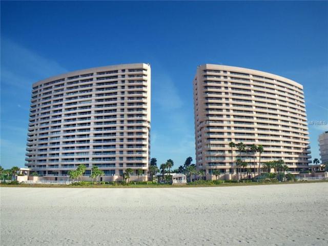 1310 Gulf Boulevard 9D, Clearwater Beach, FL 33767 (MLS #U7839349) :: Cartwright Realty