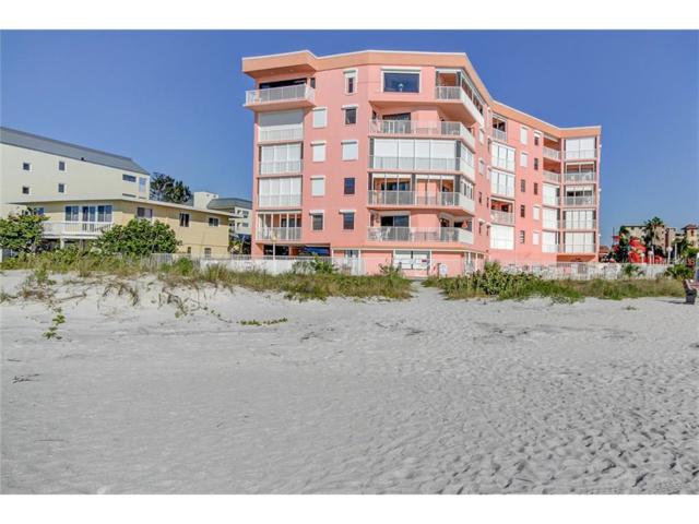 19500 Gulf Boulevard #401, Indian Shores, FL 33785 (MLS #U7839386) :: The Lockhart Team
