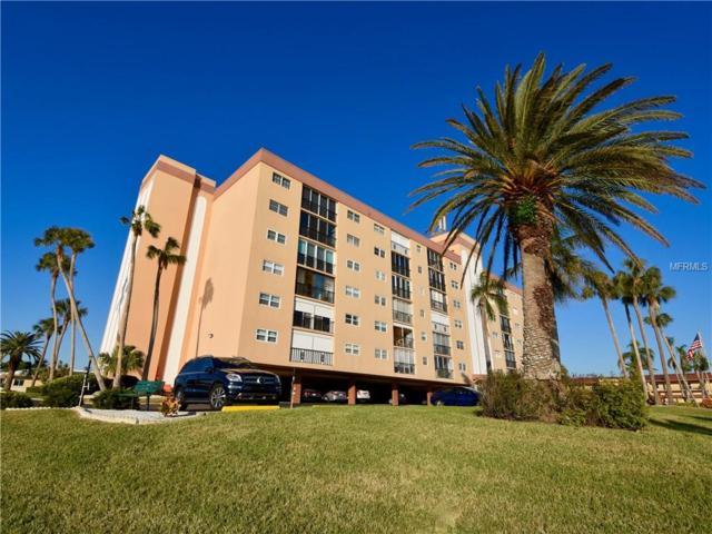 10216 Regal Drive #608, Largo, FL 33774 (MLS #U7839397) :: Dalton Wade Real Estate Group