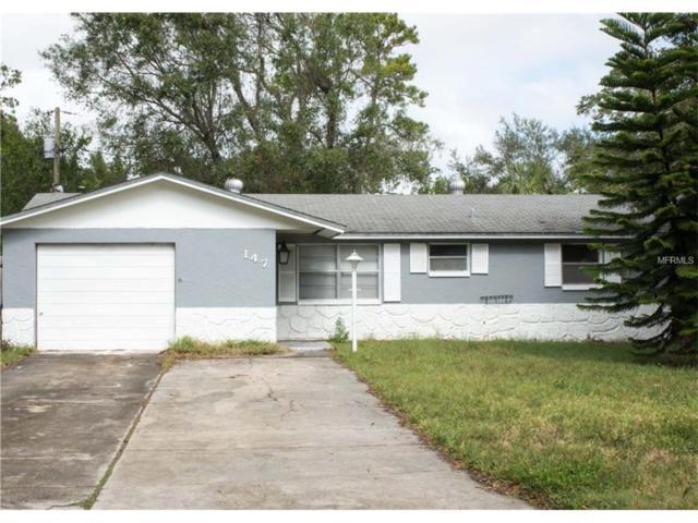 147 10TH Avenue SW, Largo, FL 33770 (MLS #U7839501) :: Dalton Wade Real Estate Group
