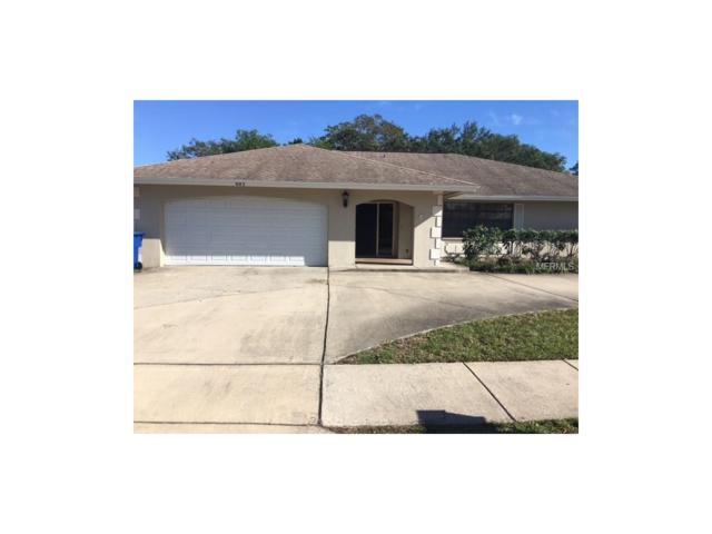 602 Citrus Court, Largo, FL 33770 (MLS #U7839522) :: Dalton Wade Real Estate Group