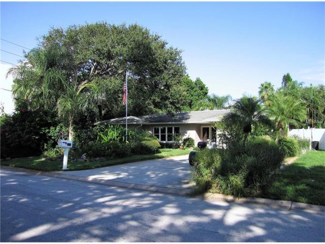 1041 Palm Drive, Belleair Beach, FL 33786 (MLS #U7839683) :: G World Properties