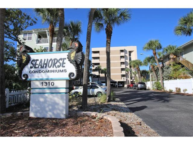 1310 Gulf Boulevard #201, Indian Rocks Beach, FL 33785 (MLS #U7839980) :: The Duncan Duo Team