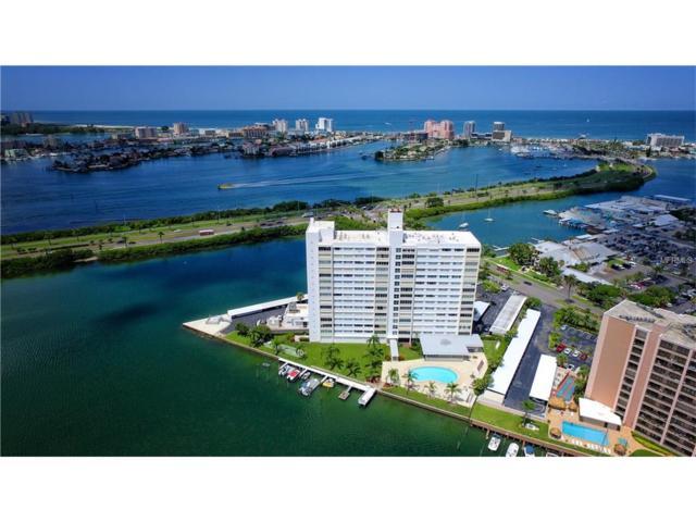 31 Island Way #102, Clearwater Beach, FL 33767 (MLS #U7840170) :: The Duncan Duo Team