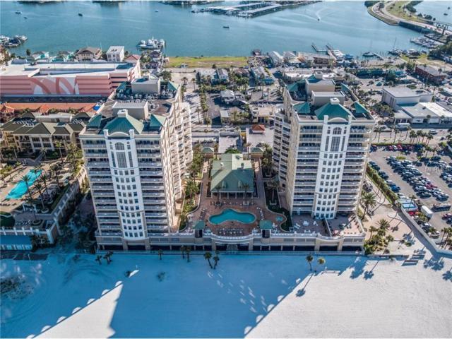 11 San Marco Street #1007, Clearwater Beach, FL 33767 (MLS #U7840193) :: The Duncan Duo Team
