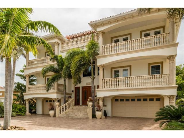 2541 Hibiscus Drive W, Belleair Beach, FL 33786 (MLS #U7840379) :: Chenault Group