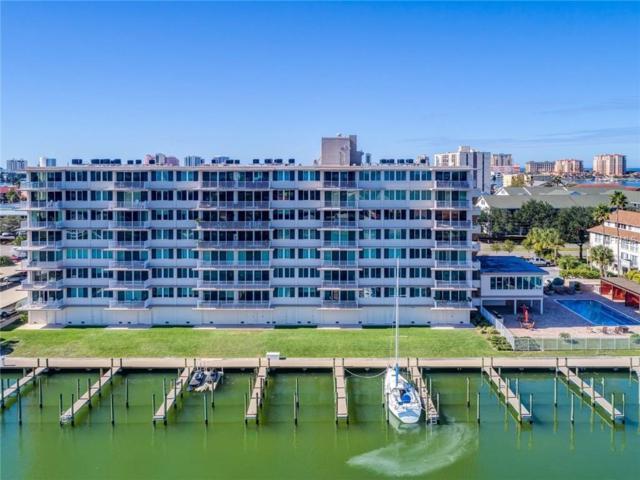 223 Island Way 7F, Clearwater Beach, FL 33767 (MLS #U7840414) :: Burwell Real Estate