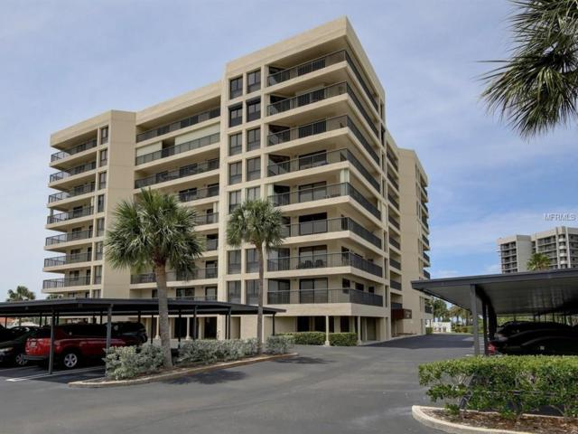 1651 Sand Key Estates Court #17, Clearwater, FL 33767 (MLS #U7840430) :: The Duncan Duo Team