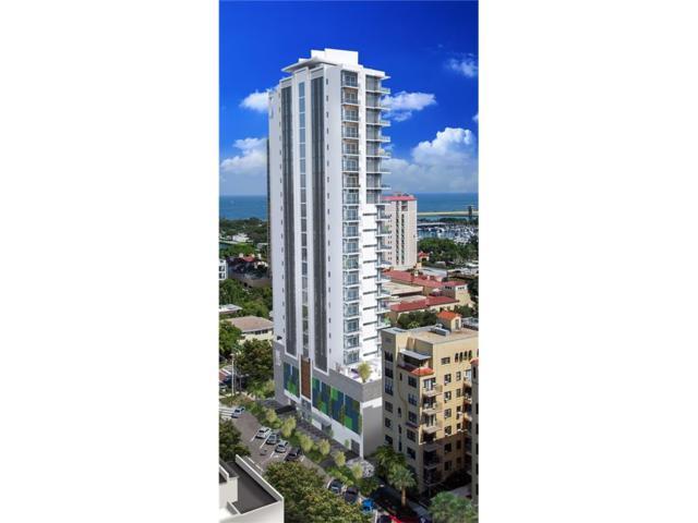 100 4TH Avenue N 14-A8, St Petersburg, FL 33701 (MLS #U7840571) :: Baird Realty Group