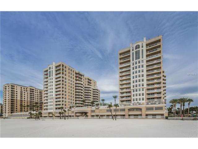 11 San Marco Street #405, Clearwater Beach, FL 33767 (MLS #U7840635) :: The Duncan Duo Team