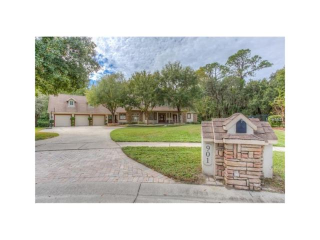 901 Academy Drive, Brandon, FL 33511 (MLS #U7840656) :: Mark and Joni Coulter | Better Homes and Gardens