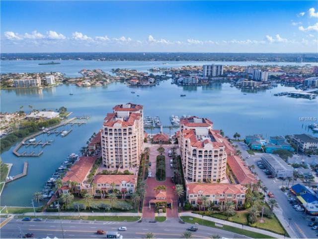 501 Mandalay Avenue #1010, Clearwater Beach, FL 33767 (MLS #U7840847) :: Griffin Group