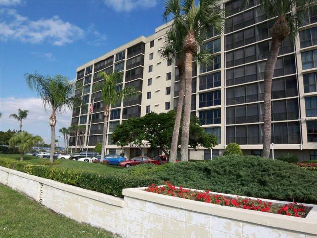 7100 Sunshine Skyway Lane S #402, St Petersburg, FL 33711 (MLS #U7841051) :: Five Doors Real Estate - New Tampa