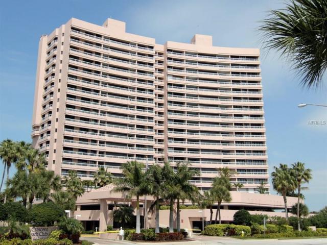 1340 Gulf Boulevard 19D, Clearwater Beach, FL 33767 (MLS #U7841286) :: The Duncan Duo Team