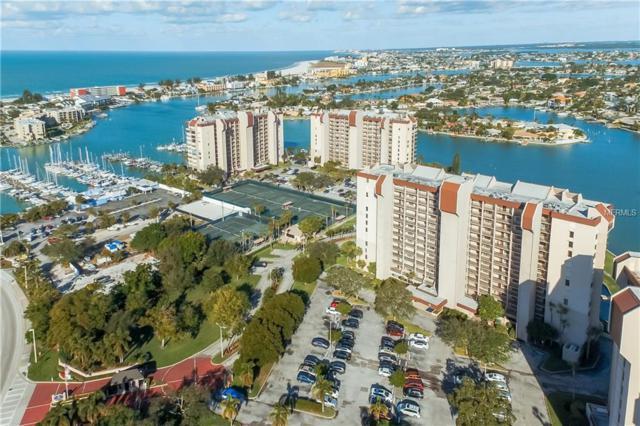 9425 Blind Pass Road #1202, St Pete Beach, FL 33706 (MLS #U7841479) :: Baird Realty Group