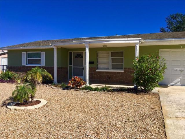 1414 Normandy Boulevard, Holiday, FL 34691 (MLS #U7841540) :: Team Turk Real Estate