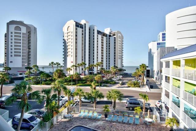 445 S Gulfview Boulevard #422, Clearwater Beach, FL 33767 (MLS #U7841618) :: The Duncan Duo Team