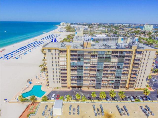 5396 Gulf Boulevard #206, St Pete Beach, FL 33706 (MLS #U7841653) :: Baird Realty Group