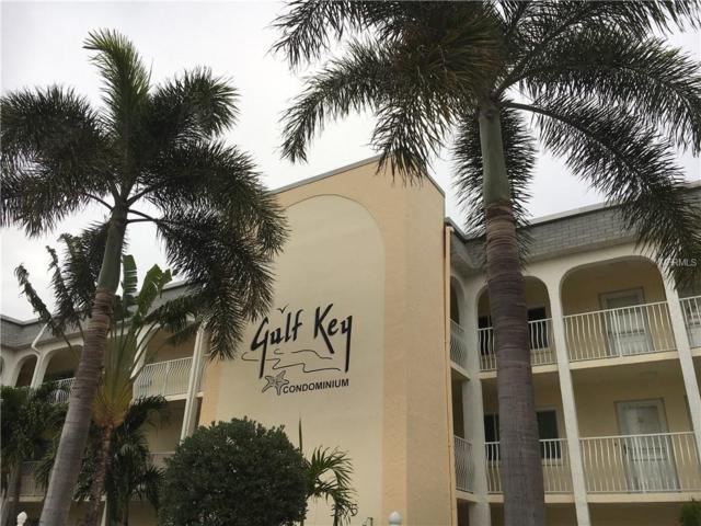 3575 Gulf Boulevard #209, St Pete Beach, FL 33706 (MLS #U7841934) :: Chenault Group