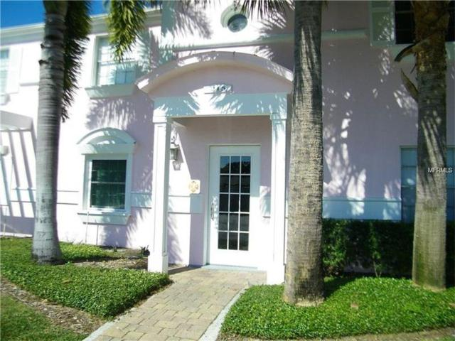 215 Sea Horse Drive SE A, St Petersburg, FL 33705 (MLS #U7842046) :: The Duncan Duo Team