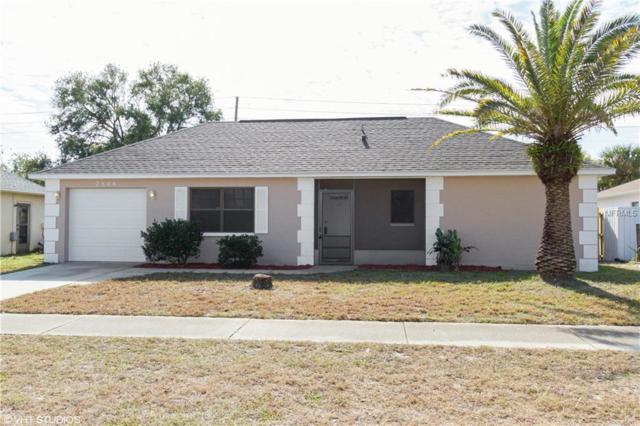 2806 Blossom Lake Drive, Holiday, FL 34691 (MLS #U7842581) :: The Lockhart Team