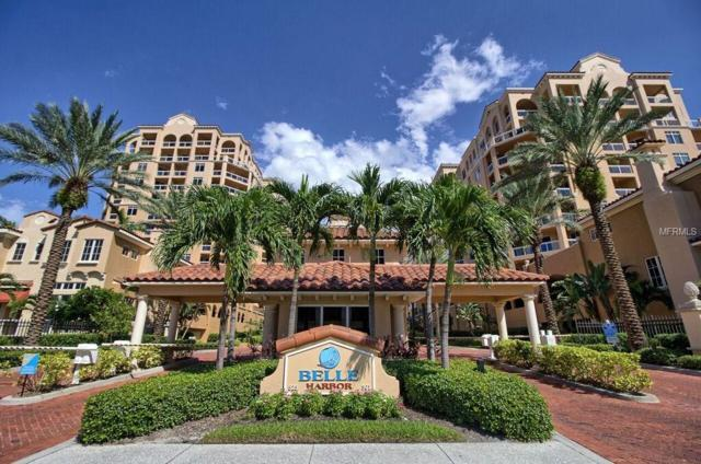 501 Mandalay Avenue #701, Clearwater Beach, FL 33767 (MLS #U7842737) :: Griffin Group