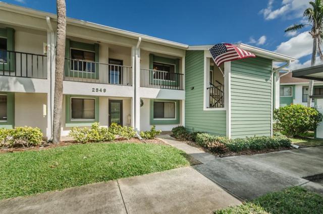 2549 Royal Pines Circle 16-K, Clearwater, FL 33763 (MLS #U7842744) :: The Duncan Duo Team
