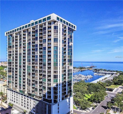 1 Beach Drive SE #914, St Petersburg, FL 33701 (MLS #U7842866) :: Gate Arty & the Group - Keller Williams Realty