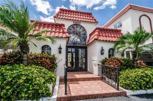 2900 Gulf Boulevard #313, Belleair Beach, FL 33786 (MLS #U7842914) :: Chenault Group