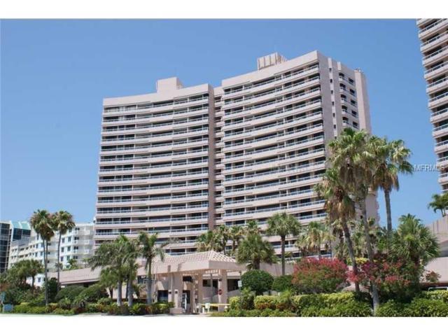 1340 Gulf Boulevard 3G, Clearwater Beach, FL 33767 (MLS #U7843197) :: The Duncan Duo Team