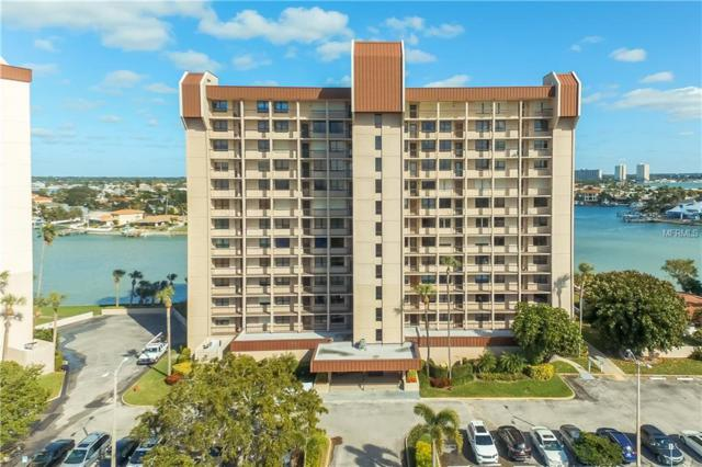 9415 Blind Pass Road #805, St Pete Beach, FL 33706 (MLS #U7843432) :: Chenault Group