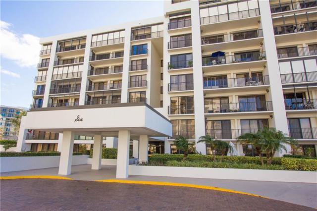 6 Belleview Boulevard #208, Belleair, FL 33756 (MLS #U7843508) :: Burwell Real Estate