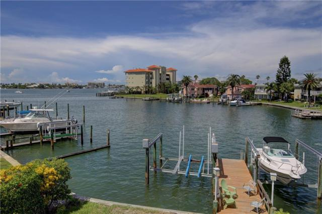 244 Dolphin Point, Clearwater Beach, FL 33767 (MLS #U7843646) :: Chenault Group