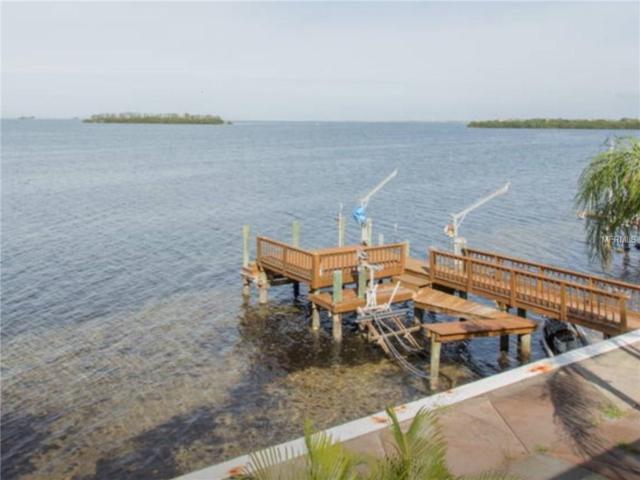 122 Harbor Drive, Palm Harbor, FL 34683 (MLS #U7843710) :: Griffin Group