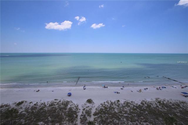 15000 Gulf Boulevard #1005, Madeira Beach, FL 33708 (MLS #U7843719) :: The Duncan Duo Team