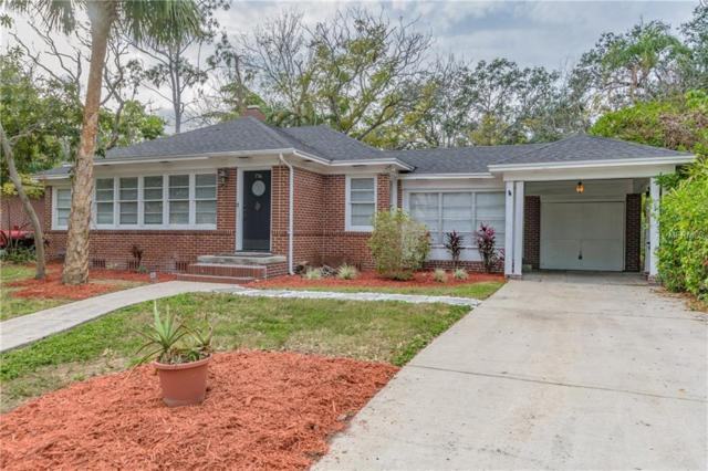 156 Bosphorous Ave, Tampa, FL 33606 (MLS #U7843828) :: Gate Arty & the Group - Keller Williams Realty