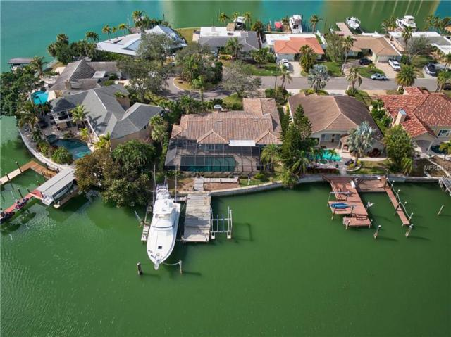 13 Leeward Island, Clearwater Beach, FL 33767 (MLS #U7844115) :: Delgado Home Team at Keller Williams