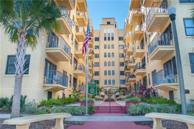 130 4TH Avenue N #701, St Petersburg, FL 33701 (MLS #U7844161) :: Gate Arty & the Group - Keller Williams Realty