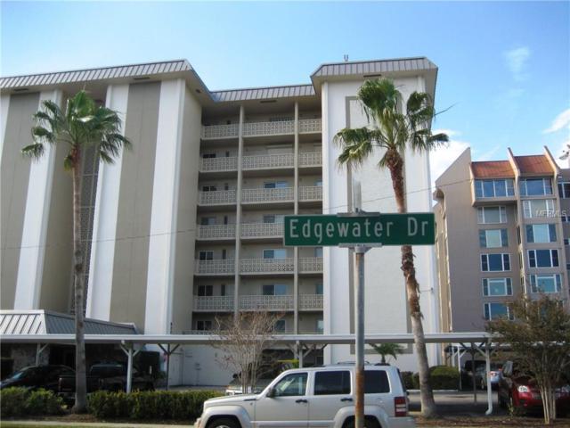 622 Edgewater Drive #424, Dunedin, FL 34698 (MLS #U7844175) :: The Duncan Duo Team