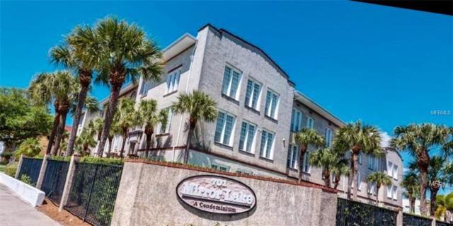 701 Mirror Lake Drive N #215, St Petersburg, FL 33701 (MLS #U7844197) :: Gate Arty & the Group - Keller Williams Realty