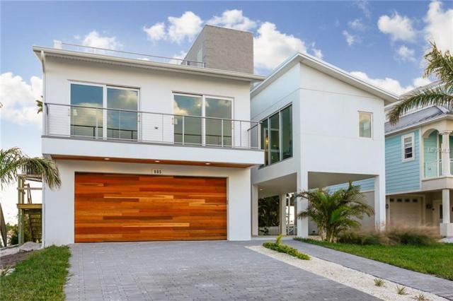 905 Bay Point Drive, Madeira Beach, FL 33708 (MLS #U7844236) :: The Signature Homes of Campbell-Plummer & Merritt