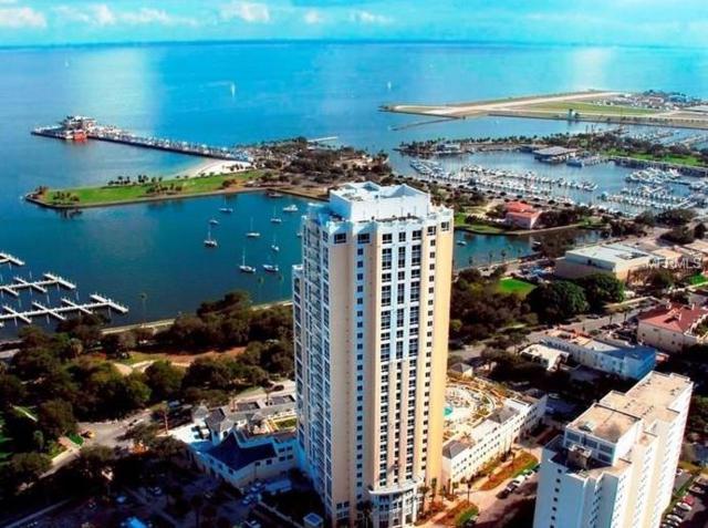 400 Beach Drive NE #207, St Petersburg, FL 33701 (MLS #U7844308) :: Gate Arty & the Group - Keller Williams Realty