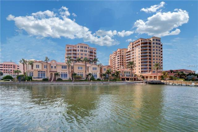 501 Mandalay Avenue #508, Clearwater Beach, FL 33767 (MLS #U7844309) :: Delgado Home Team at Keller Williams